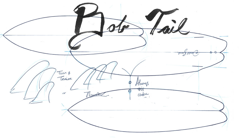 the Bob Tail