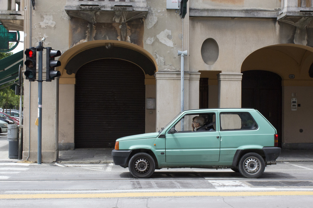 Cruising in Verano