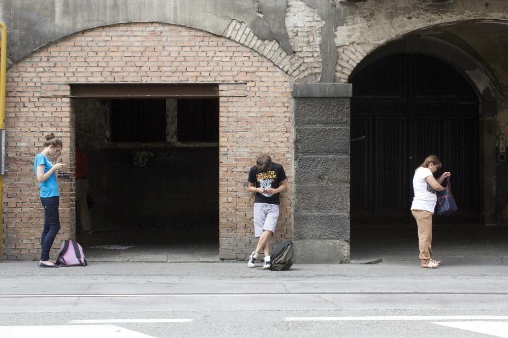 Three in a Line, Verano