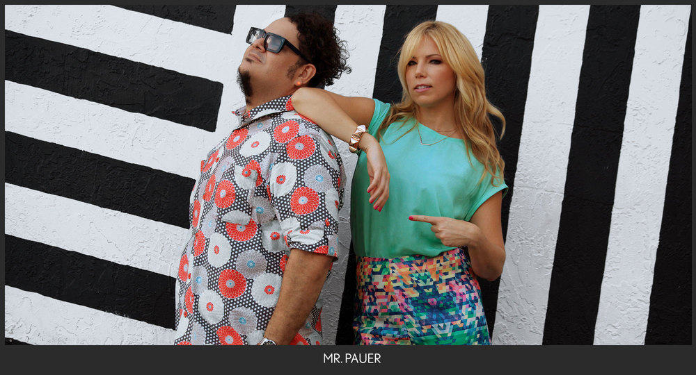 Mr. Pauer interview - Vida Lexus Te Para Tres con Pili Montilla