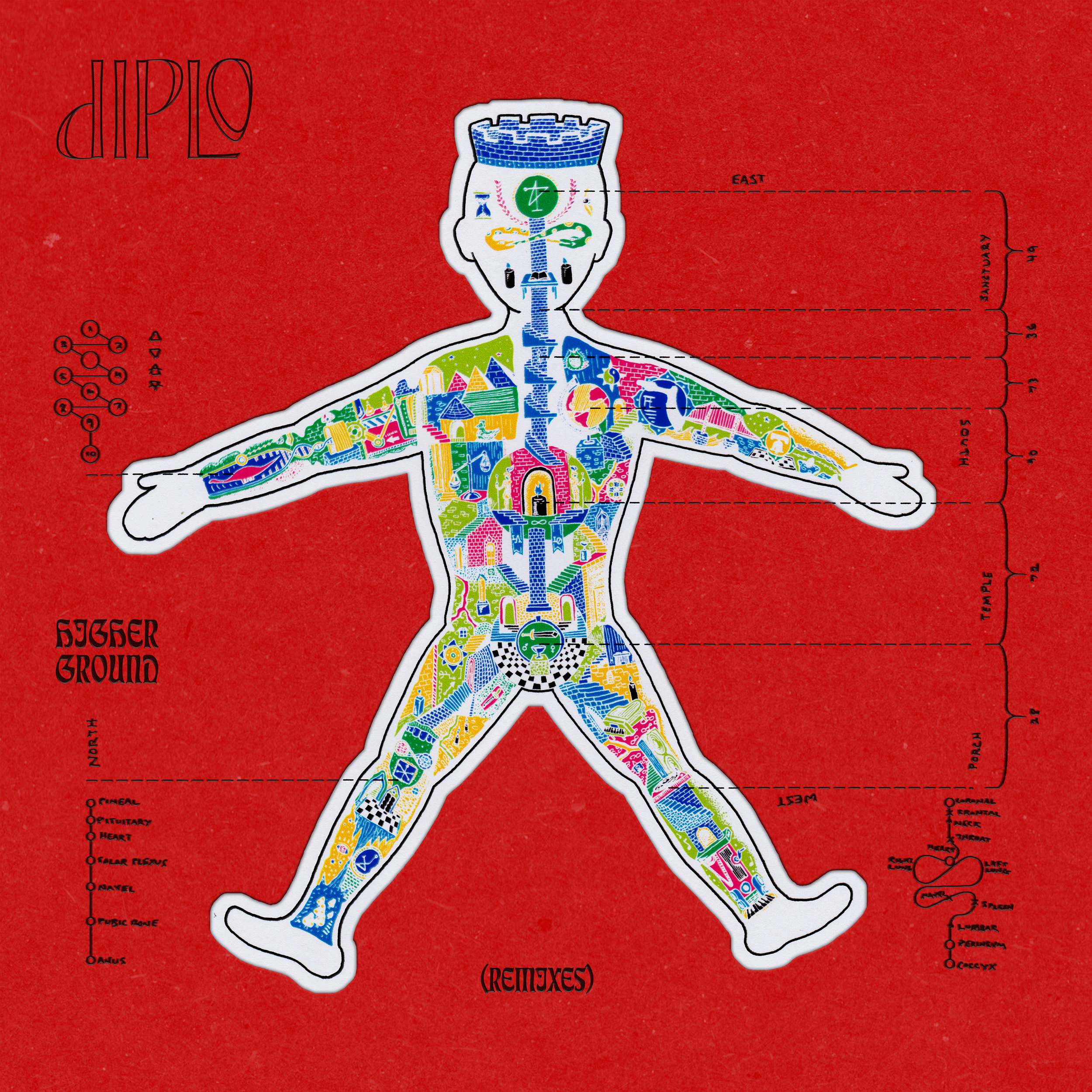 "MR  PAUER AS PART OF DIPLO'S ""HIGHER GROUND REMIXES"" ALBUM RELEASED"