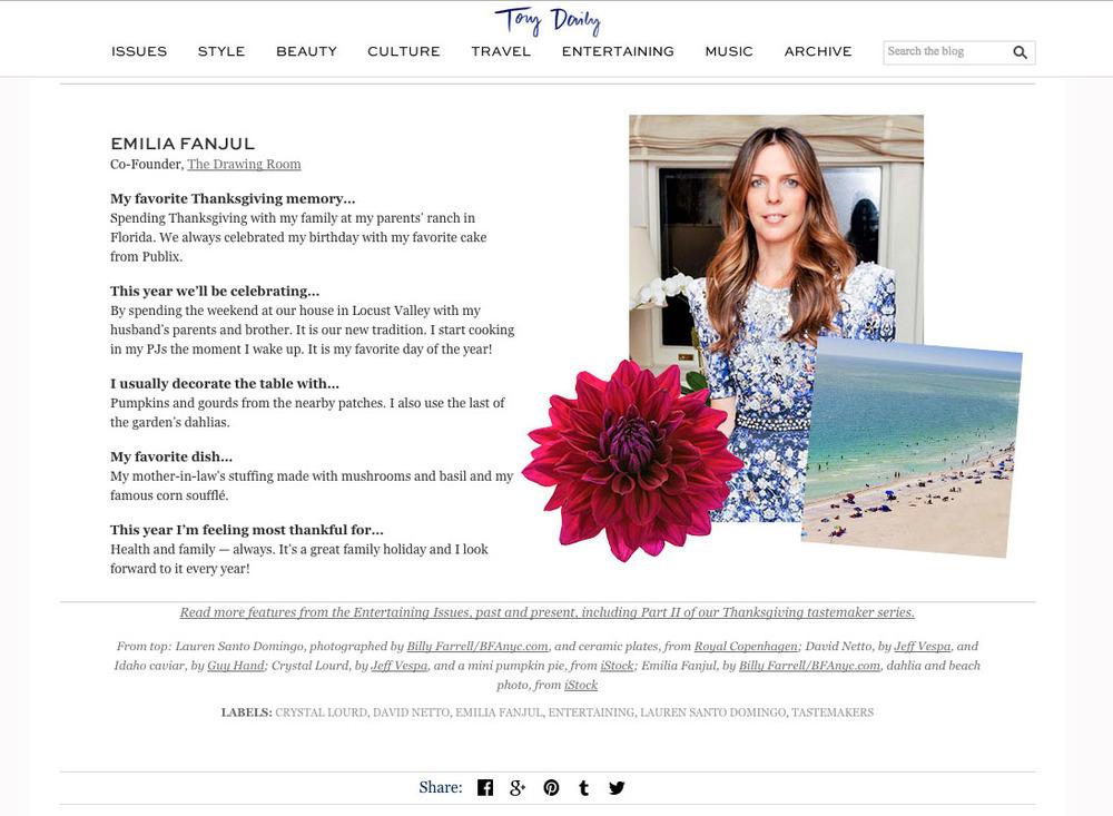 TORY DAILY - NOVEMBER 2014
