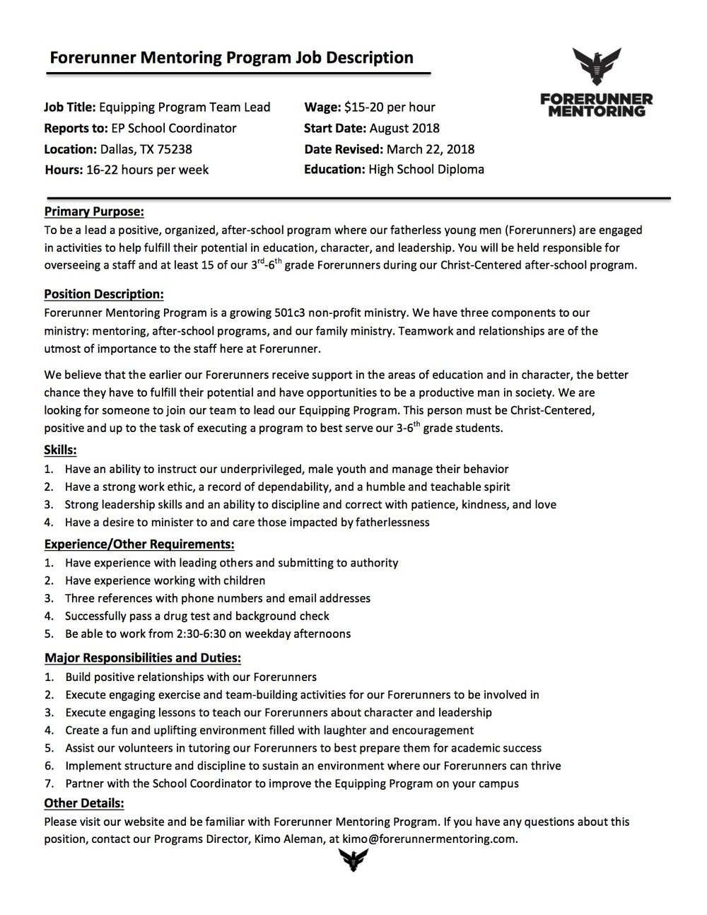 EP Team Lead Job Description - Revised 3.2018 copy.jpg