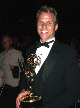 Emmy winning casting director of Desperate Housewives Scott Genkinger, Class of 1976