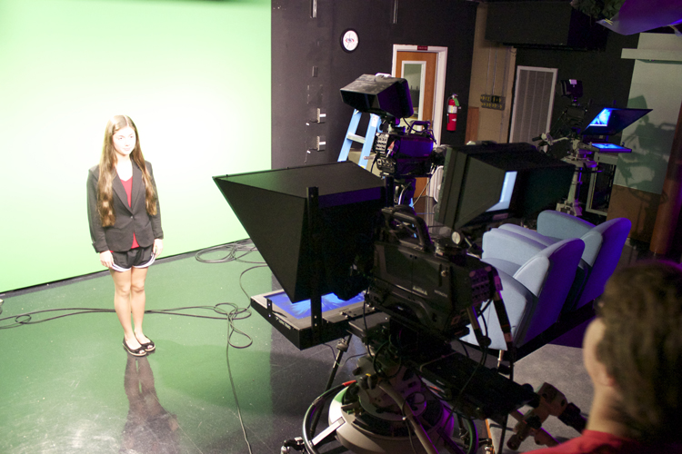 US House anchor Hayley Bardos will likely not wear shorts when she's on-air for  Election Night 2014 . Hayley will focus on about 50 House races for the live show.