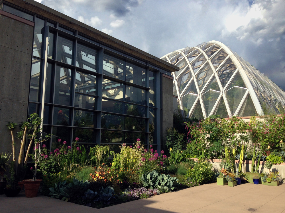 Denver Botanic Gardens, Tryba Architects  (prior to establishing Janco Designs)  Photo: Janco Designs