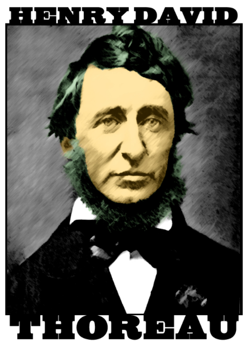 HENRY DAVID THOREAU WAS AN                     AMERICAN AUTHOR, POET,                           PHILOSOPHER, ABOLITIONIST,              NATURALIST, DEVELOPMENT                   CRITIC,SURVEYOR, AND HISTORIAN.                   BORN 1817, DIED 1862