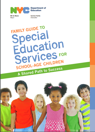 Family Guide for Parents & Guardians with Disabilities