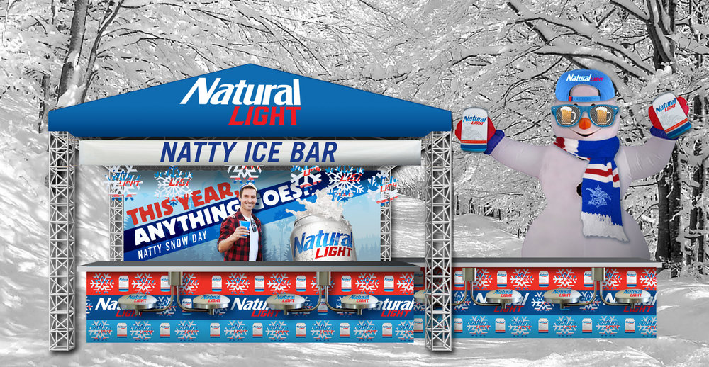 T1 Experiential event: Natty Snow Day