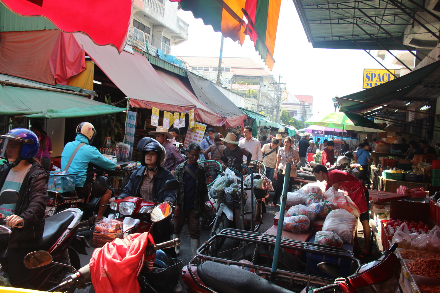 Tasting Culture: Chiang Mai Fresh Markets