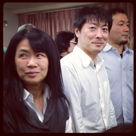 Tsuyoshi was a featured presenter during Kiiko Matsumoto's Japan Study Tours in 2012 and 2013