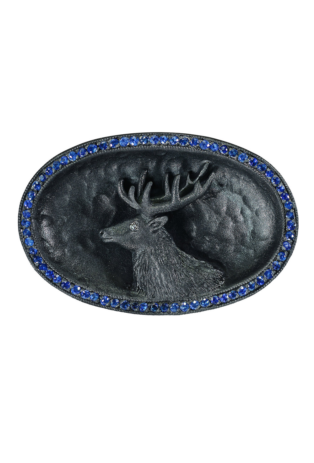 Deer Cocktail Ring