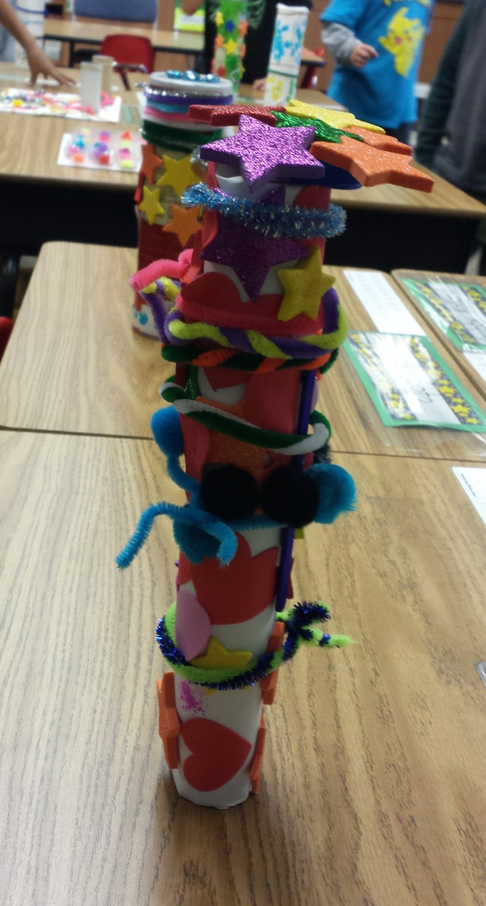 Rain Sticks were a popular way to reach 100 items