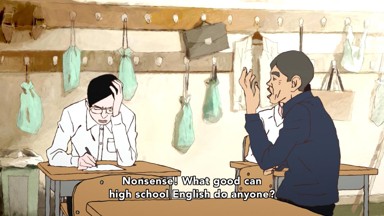 shun-goku-satsuki-kiryuin :     I often wondered that myself, Mr. Koizumi.