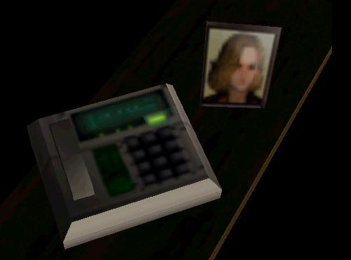 obscurevideogames :     phone - Hybrid Heaven (Konami - N64 - 1999)