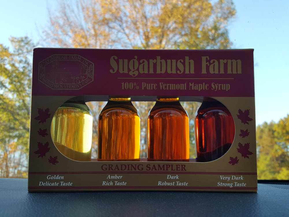 100% Pure Vermont Maple Syrups