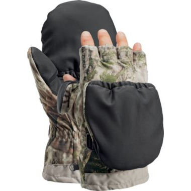 "Cabela's ""Glomitts"" once again prove that there is a lot of agreement between hunters and photographers when it comes to peripheral equipment and habits. What we can't agree on is whether to say glomitts or glittens."