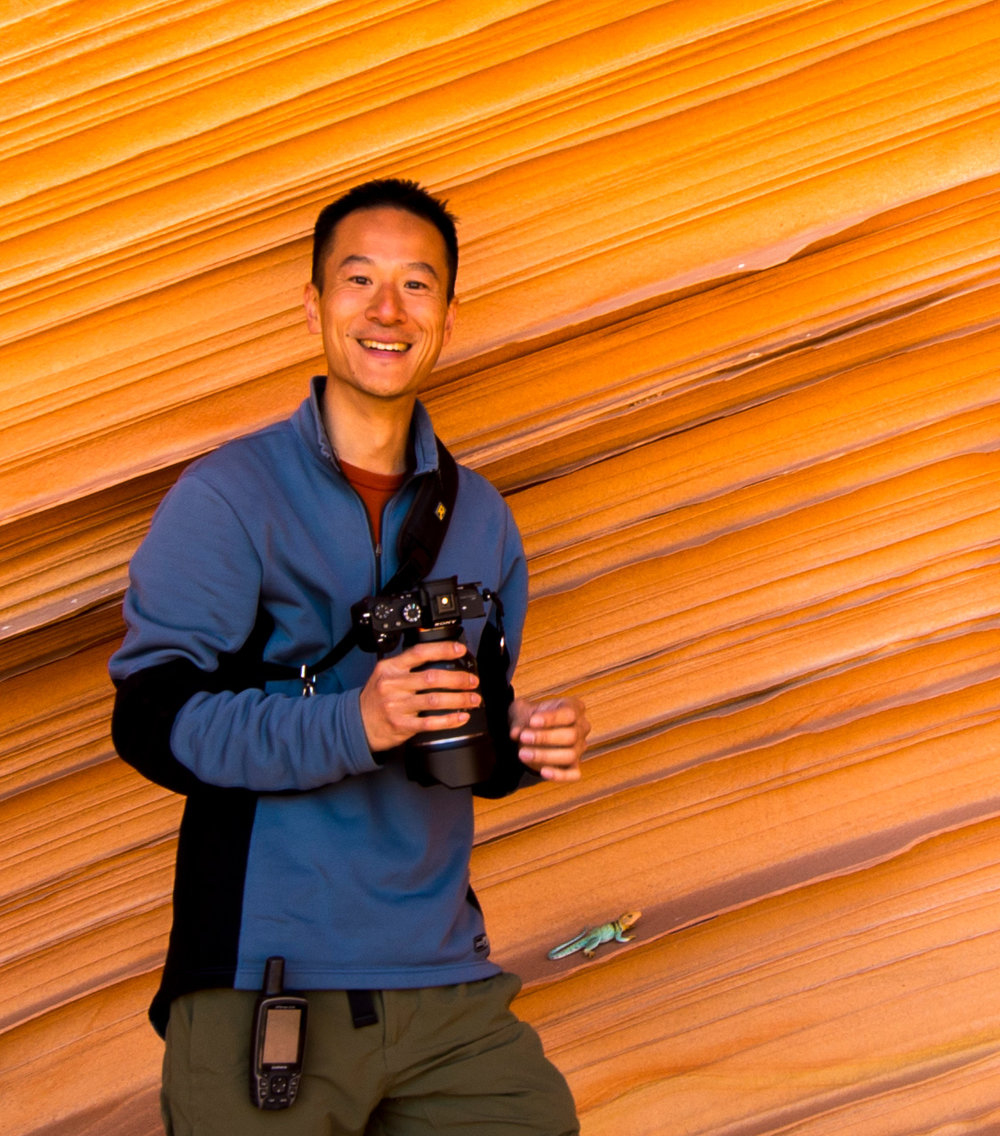 Paul Nguyen is a professional nature and landscape photographer, who sells his work at art shows and speaks or judges for camera clubs.