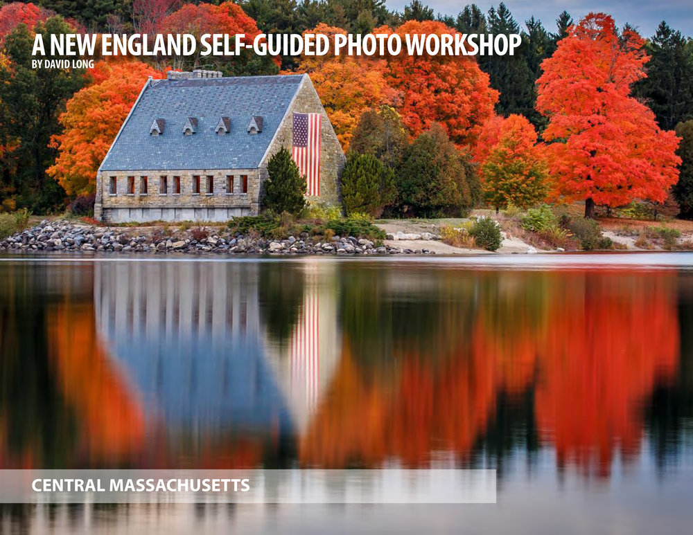 Free ebook! - All registrants will receive a free copy of David's ebook for photographers!