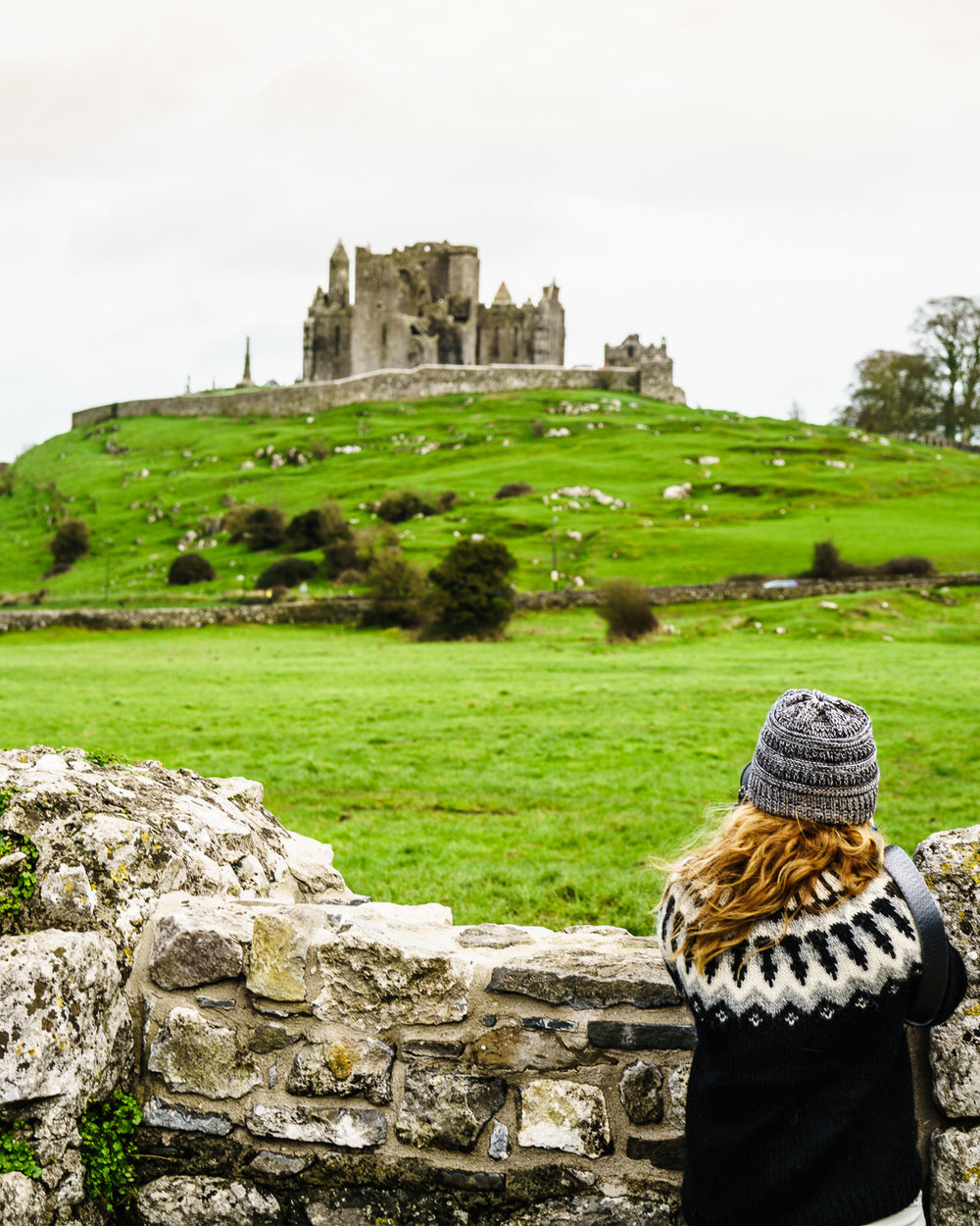 Allie and the Rock of Cashel.jpg