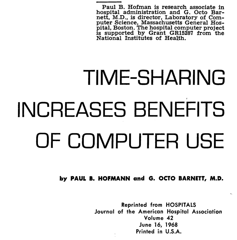 1968-article-time-sharing-increases-benefits