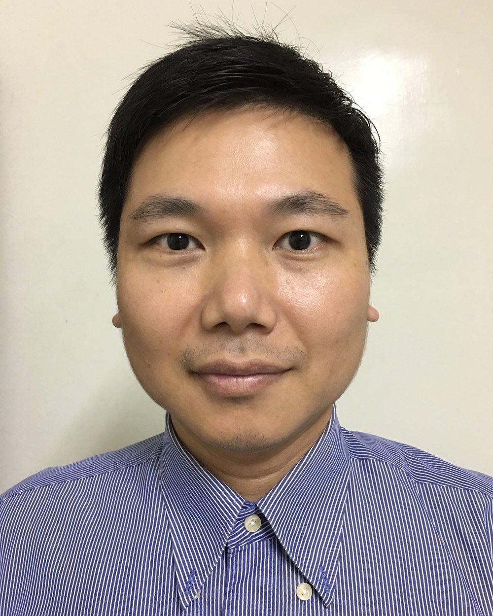 Jen-Hai Chou   Taiwan Visiting Scholar
