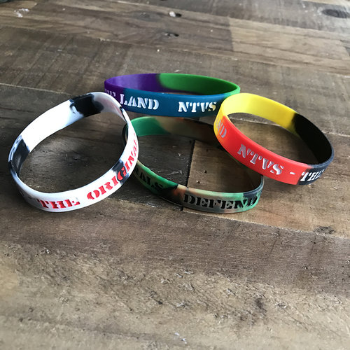 Defend The Land Wristbands