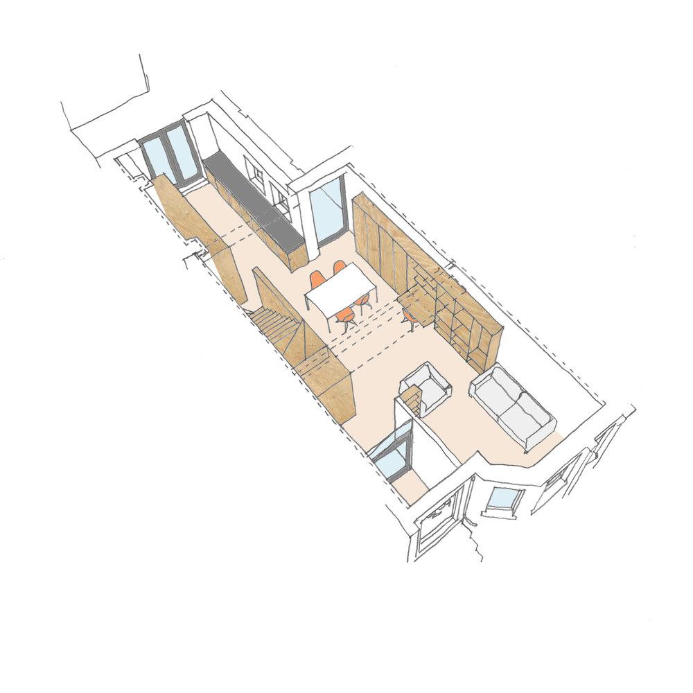 House refurbishment project plan