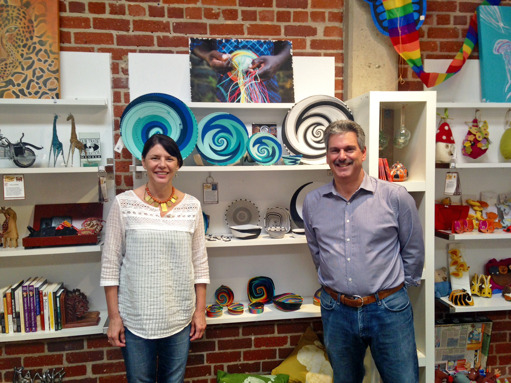 Fair Trade Decor - Betsy and Jude Paganelli.JPG