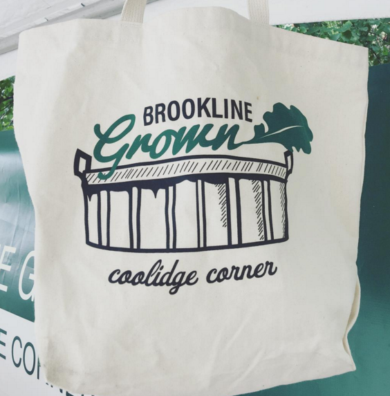 Our adorable hometown shop Brookline Grown has a great collection of items by community makers and growers. Go check them out less than a mile from the restaurant!