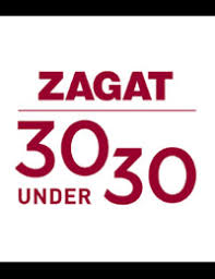 ZAGAT: Irene named to the first national 30 Under 30 list!
