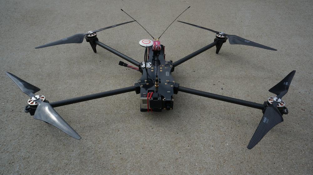 RTF TBS Disco Long Range — Drone Works USA