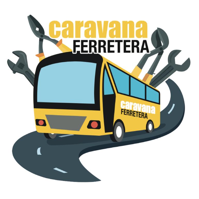 Caravana Ferretera - Tendremos varios buses disponibles para transportar a los ferreteros a Expoferretera. Más información:Tel +506 4001-6743