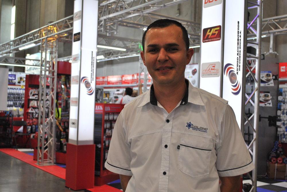 José Alonso Bolaños, Proveedor de El Colono de Pital de San Carlos, afirma que procuran tener siempre lo que los compradores buscan, incluso con anticipación.