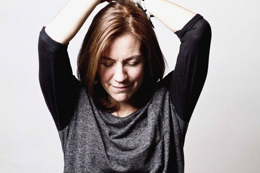Andrea Aranguren. Actor. Word- hug