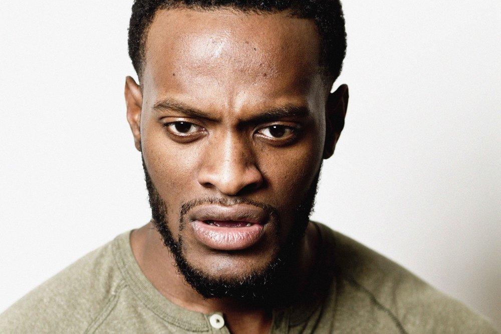 Jordane J Christie. Actor. Word- a push