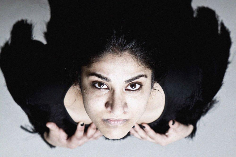 Raveena Gupta. Trader. Actor. Word- bisexual
