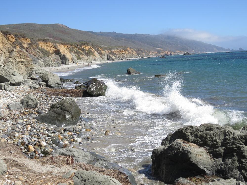 Big Sur Coast, California, 2013