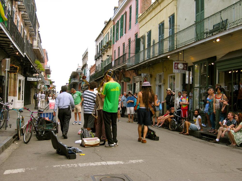 New Orleans, Louisiana, USA 2013