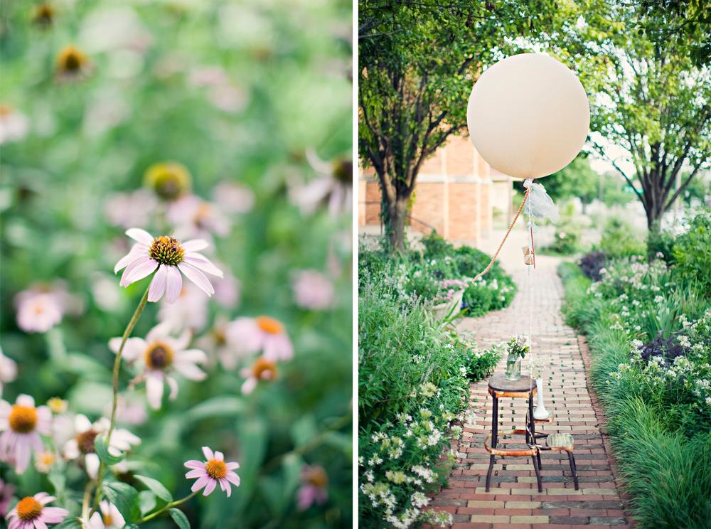 The Rose Chapel Garden  | thegreatgoodness.com