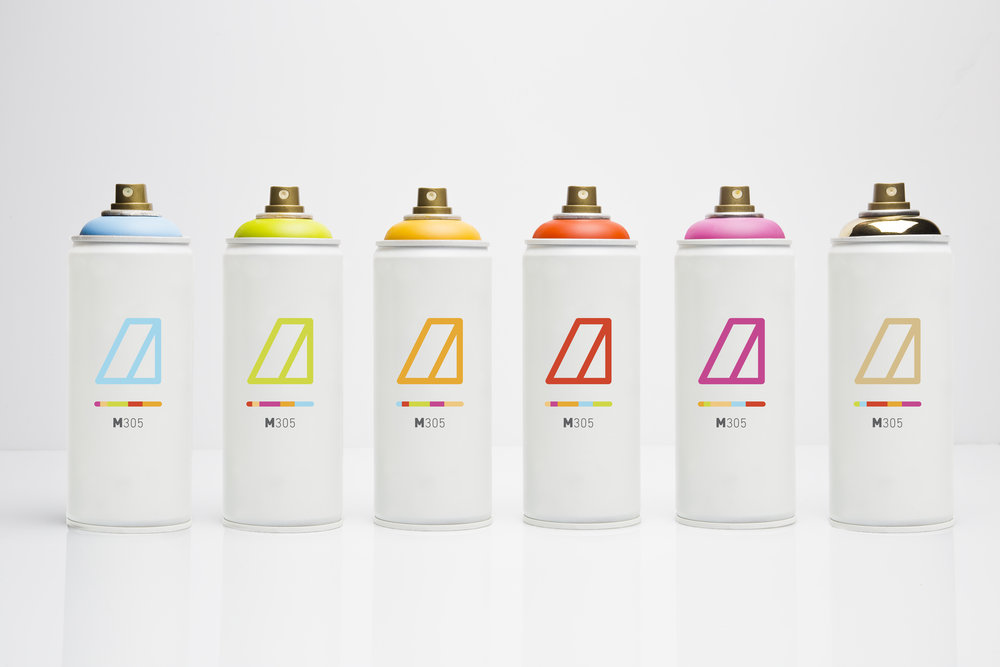 Spray Paint Collection: Wynwood