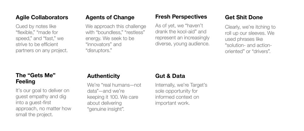 Brand Principles
