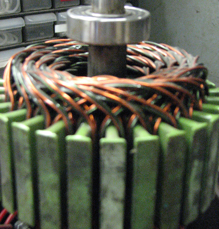 Pump Motors Repair Images