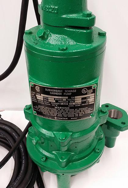 Sales-Pentair-Myers-Submerible-Sewage-Grinder-Pump-2-a.jpg