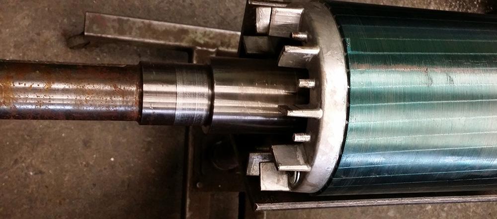 Electric Metric Motor Repair Rewind Rebuild Keener