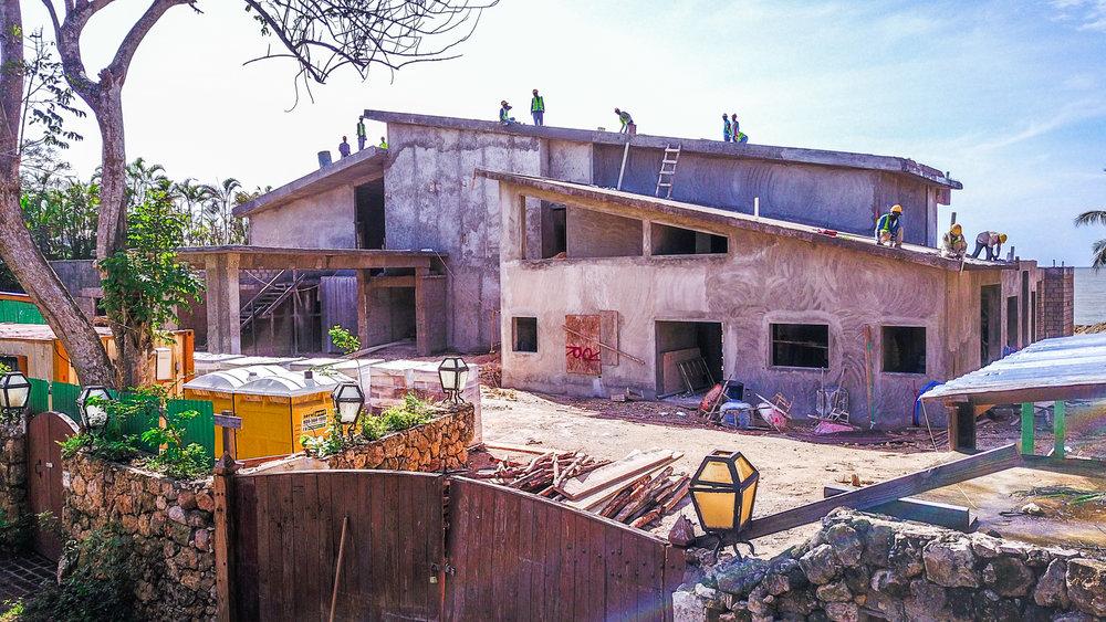 Punta Minitas 19   Casa de campo - la romana