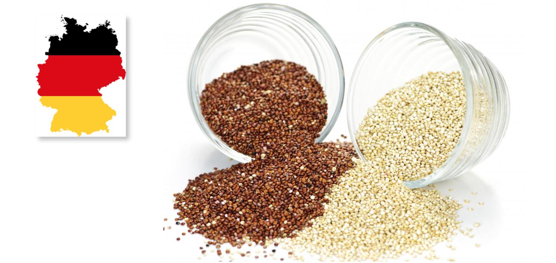 Germany: Potential Buyer of Quinoa-Garay