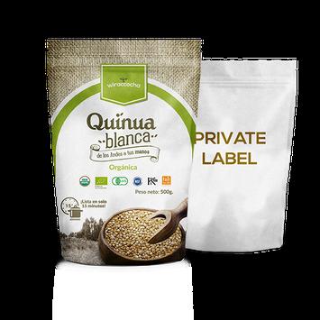 Quinoa product of Wiraccocha del Peru SAC