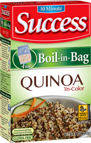 Quinoa product of Rivana Food INC