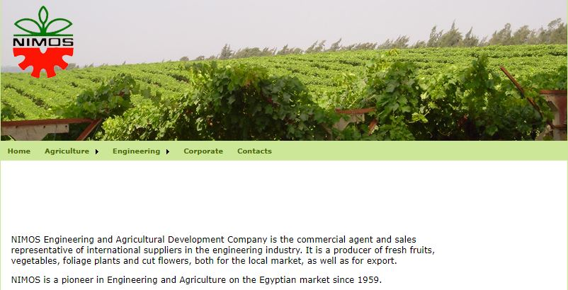 Nimos Engineering & Agricultural Development